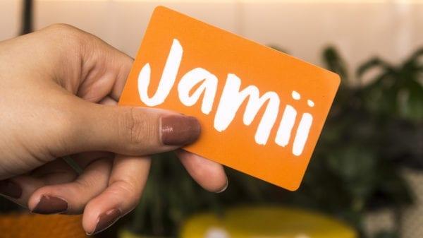 jamii card black owned business