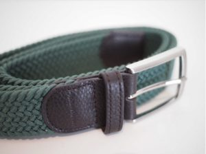 afi akos green mens belt black owned jamii discount card discovery marketplace daily essentials sustainable ethically sourced leather