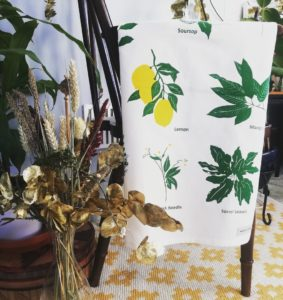 hand of gaia sustainability ethical homeware tea towel black owned sustainable jamii discount card discovery marketplace