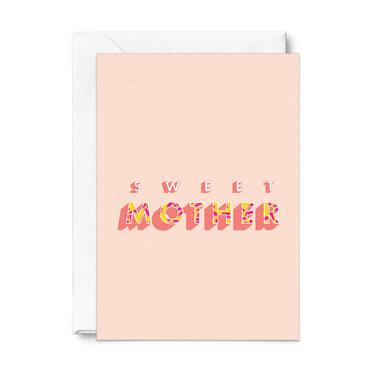 jamii discount card marketplace black owned businesses creators makers mothers day card bonita ivie prints sweet mother pink