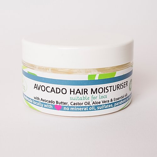 puregoodness avocado hair moisturiser castor oil black owned haircare jamii discount card discovery marketplace