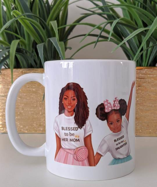 jamii black owned business marketplace discount card black owned gift ideas mother's day my love sanctuary mum mug