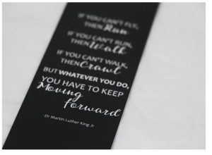 amanthis stationery martin luther king bookmark black owned jamii discount card discovery marketplace lockdown motivation