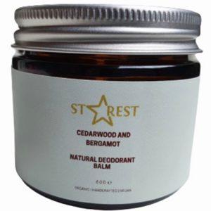 starest cedarwood bergamot deodorant natural black owned jamii discount card discovery marketplace daily essentials