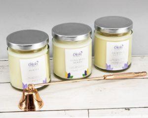 okiki skincare candle gift set gift ideas black owned jamii discount card discovery marketplace lockdown motivation uplifting