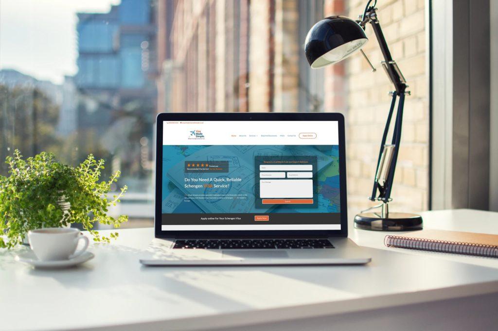 Visa Made Simple Website