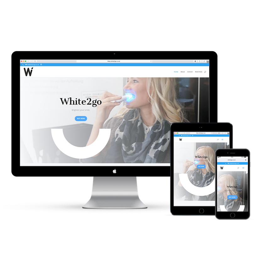 White 2 go (Dexter) website