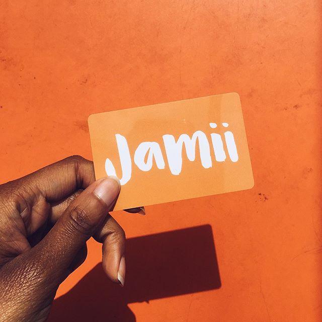The Jamii card