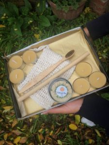 saboon alee skincare soap gift box bamboo toothbrush tealights black owned sustainable jamii discount card discovery marketplace