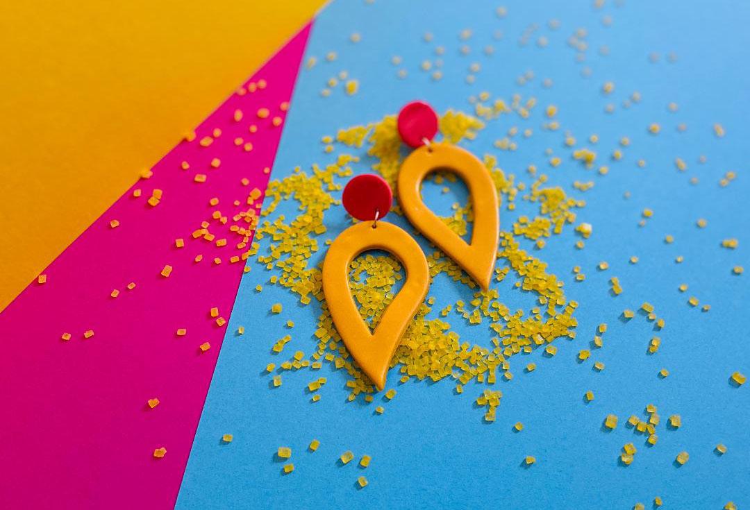 yellow-teardrop-candy