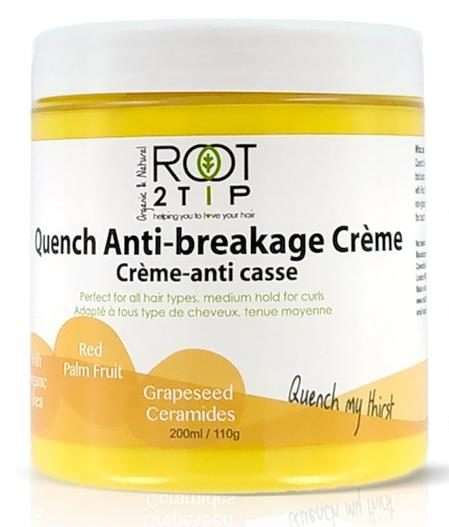 root2tip quench anti breakage creme 4b hair 4c hair jamii discount card black owned haircare